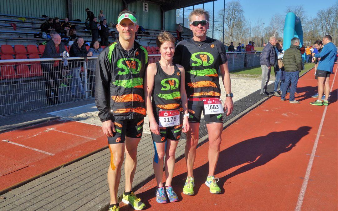 Winterlaufserie in Hamm mit Diestedder Beteiligung!!